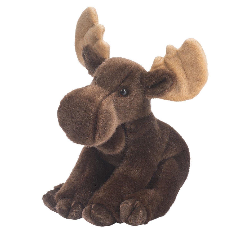 Douglas Cuddle 12 Inch Missy Moose Plush Toy Check Back Soon Blinq