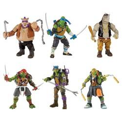 Teenage Mutant Ninja Turtles Movie 2 Figurines - Set of 6 1355630