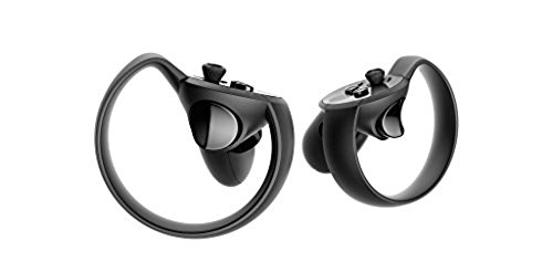 Oculus Touch Bluetooth VR Controller - Black (301-00036-04)