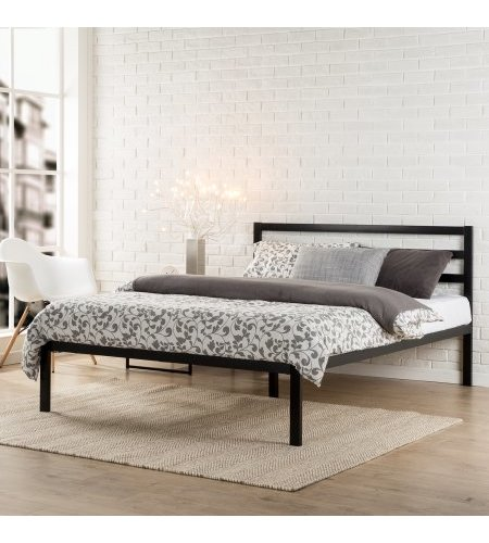 Zinus 14 Platform 1500h Metal Bed Frame Multi Size Full Check Back Soon Blinq