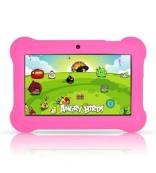 Orbo Jr. 7 Kids Android Tablet 4GB - Pink (OBJR2015)