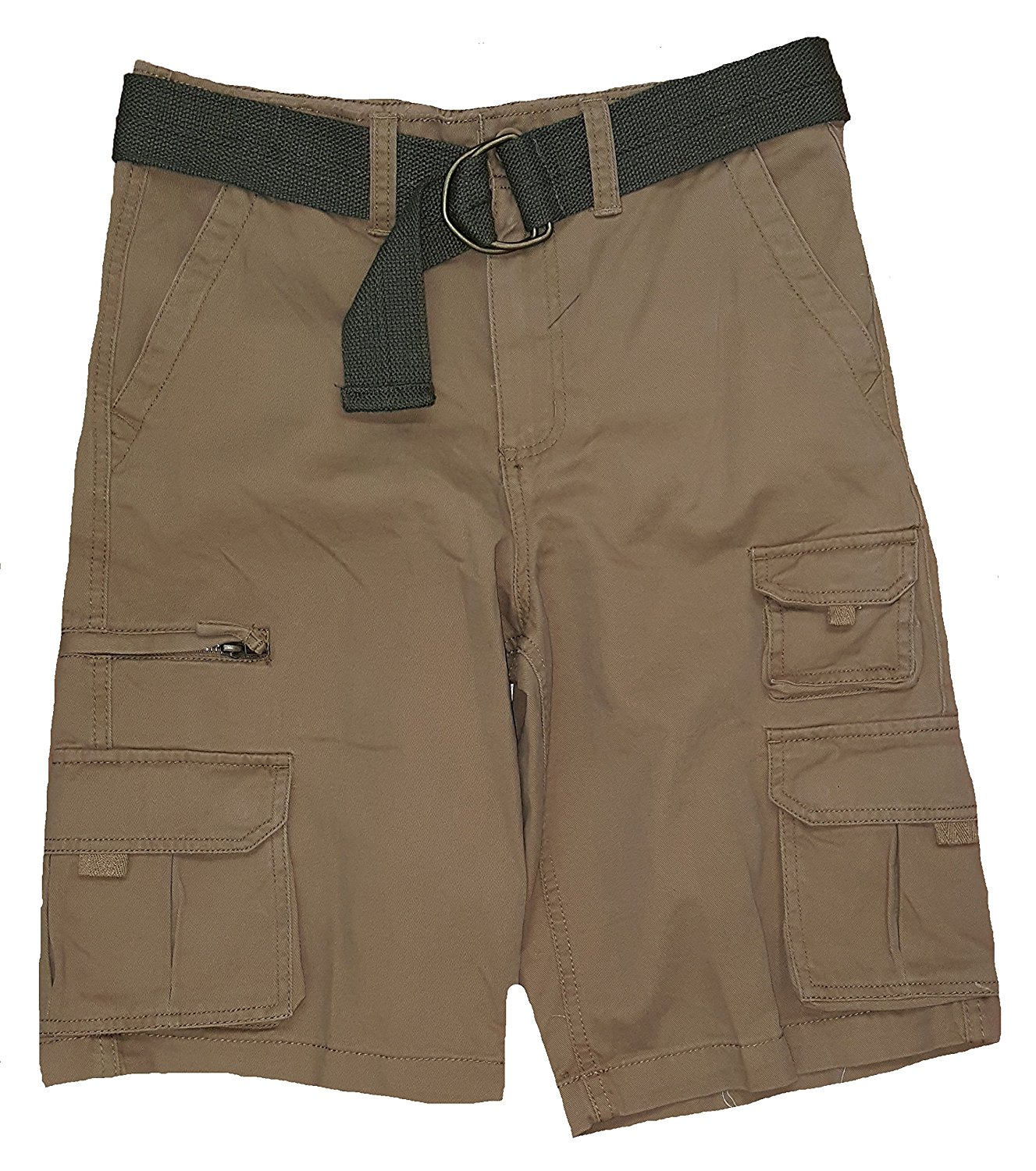 bbe77fdafc ... 36 Faded Glory Men's Stacked Cargo Short - Outpost Brown - Size: ...