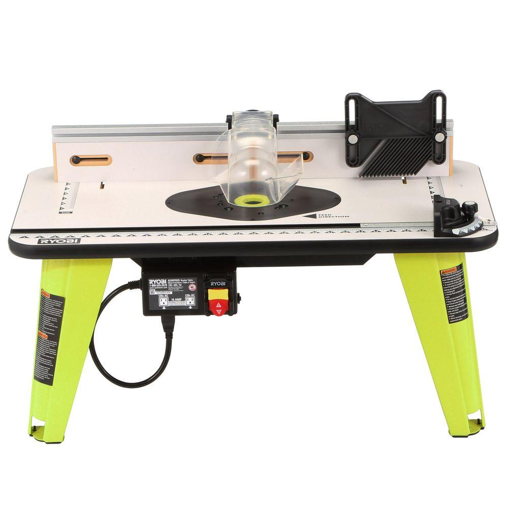 Ryobi 32 in x 16 in universal router table check back soon blinq ryobi 32 in x 16 in universal router table keyboard keysfo Images