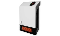 Heat Storm Deluxe Wall Infrared Heater - White (HS-1000-WX)