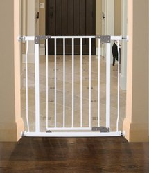 Dreambaby Liberty Auto Close Security Gate, White - L854