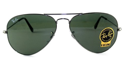 ray ban unisex sonnenbrille aviator metal