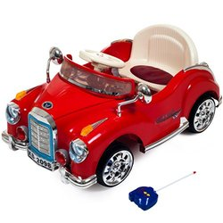 Lil' Rider Cruisin' Coupe Battery Operated Classic Car (80-KB2098)