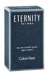 Calvin Klein Eternity Eau De Toilette Spray for Men - 3.4 Oz