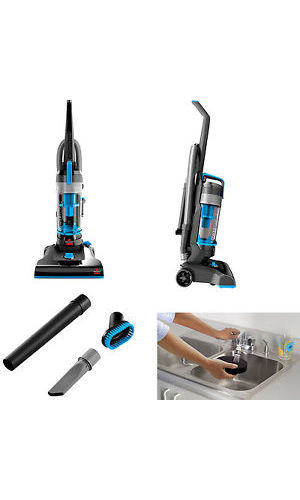 Bissell Powerforce Helix Bagless Vacuum Cleaner Blue