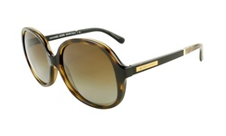 Michael Kors Women's Sunglasses - Tahiti Tortoise Frame/Brown Lens