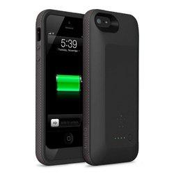 Belkin Grip Power Battery Case for iPhone 5 - Blacktop (F8W292TTC00)