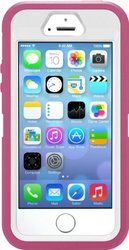 OtterBox Defender Series Case for iPhone 5 & 5S, Papaya Pink