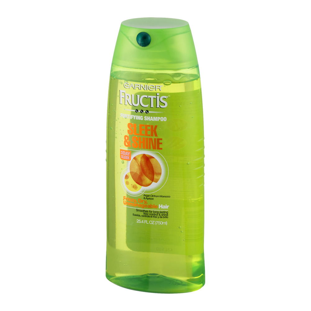 Garnier Fructis Sleek ... Garnier Fructis Shampoo Sleek And Shine
