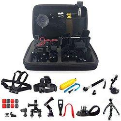 GPCT Hero Mount Accessory Kit for 1/2/3/3+/4/5 Camera (26-Piece) 1385423