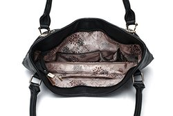 ... Mia K Farrow Women s Fashionable Vienna Hobo Bags - Sky Blue - Size  ... 9a092dc6fe9d5