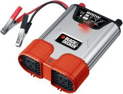 Black & Decker 800-Watt Dual Outlet Power Inverter - PI800BB
