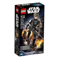 Lego Star Wars Constraction Sergeant Jyn Erso (75119) 1388701