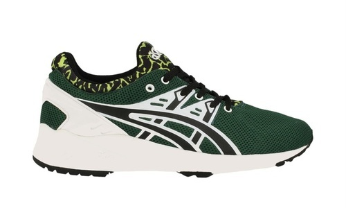 ASICS Gel Kayano Women s Trainer Evo Tiger Shoes - Green - Size  9 ... cf1954f95b