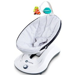 4moms Rockaroo Infant Baby Swing - Gray