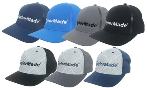 ... Adidas Men s TaylorMade Golf Hat - Black - Size  Small-Medium ... 992ec90cd33