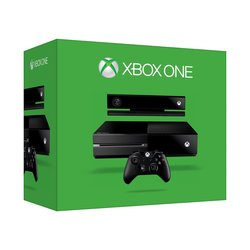 Microsoft Xbox One Console + Kinect