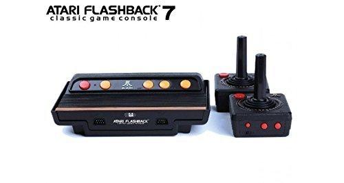 Atari Flashback 7 Classic Game Console Black 51236334 Check