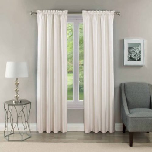Eclipse Blackout Curtains White 28 Images Eclipse Blackout Microfiber 84 In L White Grommet