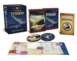 Titanic's Final Mystery DVD Our Alchemy - 2014 1393986