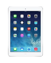 Apple iPad Air 16GB Wi-Fi - White/Silver (MD788LL/A)
