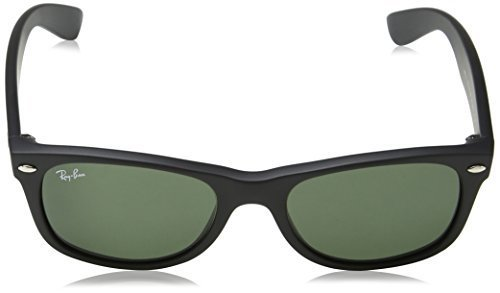 514066e76f Ray-Ban Wayfarer Non-Polarized Sunglasses - Black Green Lens - 55mm ...