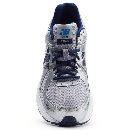 vente chaude en ligne 1d3a5 5cc1e New Balance 450 Men's Running Shoes - Silver Blue - Size: 8.5EW (M450SD3) -  Check Back Soon