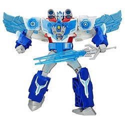 Transformers Robots Power Surge Optimus Prime And Aerobolt (B7066) 1258750