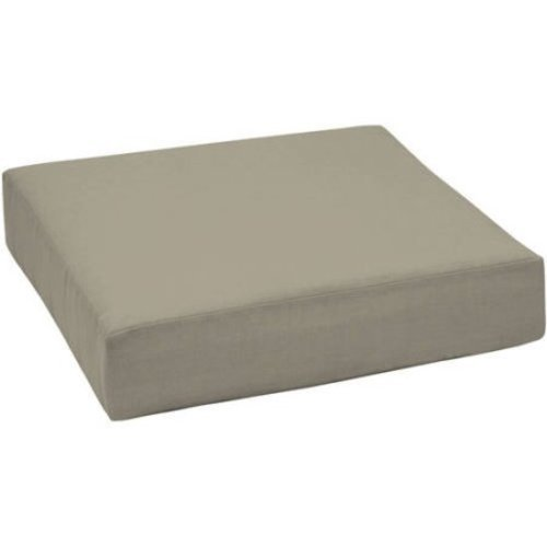 Better Homes And Gardens Seat Bottom Cushion Gray Size