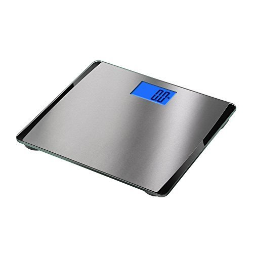 EatSmart Precision 550 Pound Extra-High Capacity Digital Bathroom