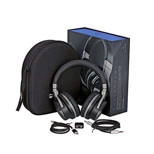 14eca15424e Paww WaveSound 2 Wireless Bluetooth Over-Ear Headphones - Check Back ...