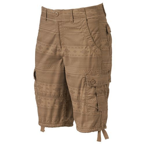 e79c2940b8 Urban Pipeline Men's Max Flex Cargo Shorts - Native Print - Size: 30 -  Check Back Soon - BLINQ