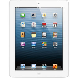 Apple iPad 4 32GB Wi-Fi + 4G Verizon -White (MD526LL/A)