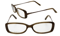 Valentino Unisex Optical Glasses - Shell Brown (VAL-5525-NHJ-51)