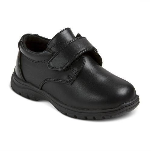 ... Size:8 Cat & Jack Toddler Boys' Craig Dress Shoes - Black ...