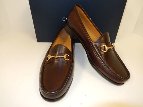 87fd5bb8e01 Cole haan mens ascot loafer shoes dark brown size check jpg 500x375 Cole  haan ascot loafer