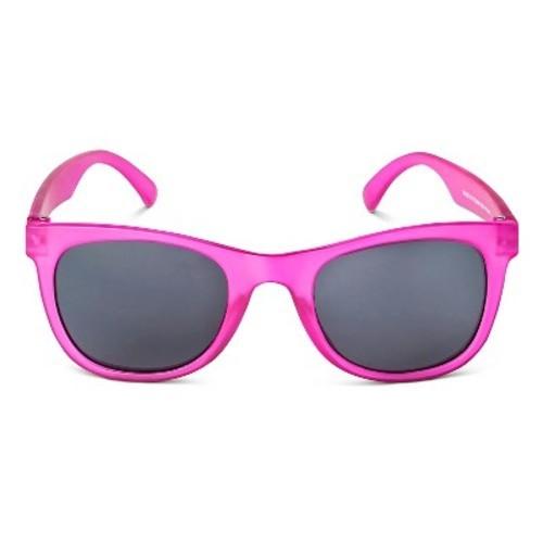 157962b11030 Circo Girls  Frosted Rectangle Sunglasses - Pink Frame Black Lens - Check  Back Soon - BLINQ