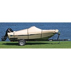 Cabela's 600 Denier Universal Vhull Runabout Cover - Size: 14' - 16'