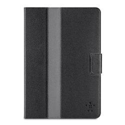 Belkin F7N024ttC00 Striped Case for iPad mini 3/ iPad mini 2 - Blacktop