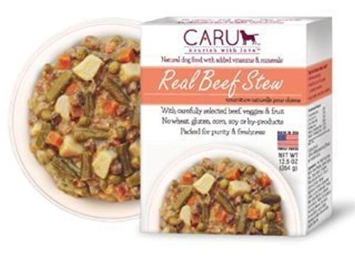 Caru Dog Food Reviews
