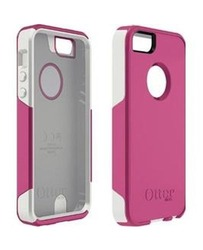OtterBox Commuter Series For iPhone 4/ 4S - Pink / White