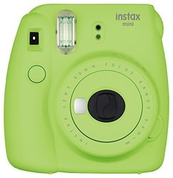 Fujifilm Instax Mini 9 Instant Camera, Lime Green - Check Back Soon