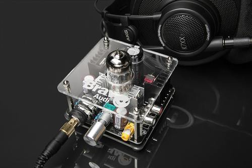 Bravo Audio V2 Class A 12AU7 Tube Multi-Hybrid Headphone Amplifier - Check  Back Soon