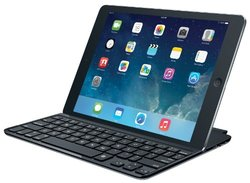 Logitech Black Ultrathin Keyboard Cover for iPad Air Model 920-005510
