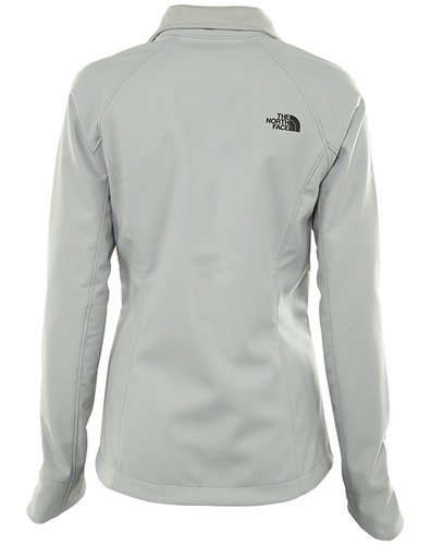 760316850 The North Face Women's Apex Bionic 2 Jacket - Ice Grey/Heather - Size:S