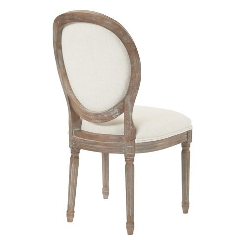 ... Ave Six Lillian Oval Back Dining Chair   Back ...